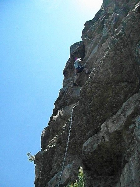 Rock Climbing Photo: For a Few Bolts More
