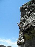 Rock Climbing Photo: Unleash the Kraken