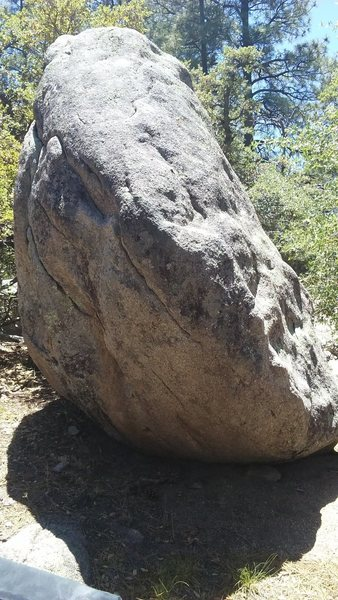 Rock Climbing Photo: Is this it?
