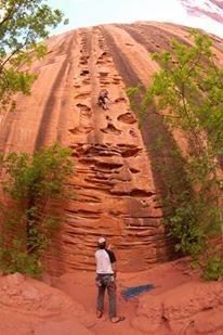 Rock Climbing Photo: Kolob Canyon