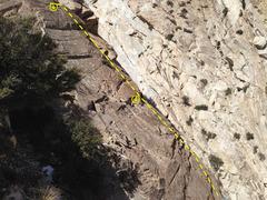 Rock Climbing Photo: Escapade Buttress