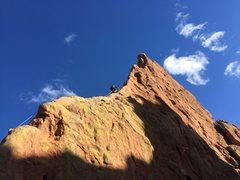 Rock Climbing Photo: Montezuma :: GoG