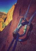 Rock Climbing Photo: Proper