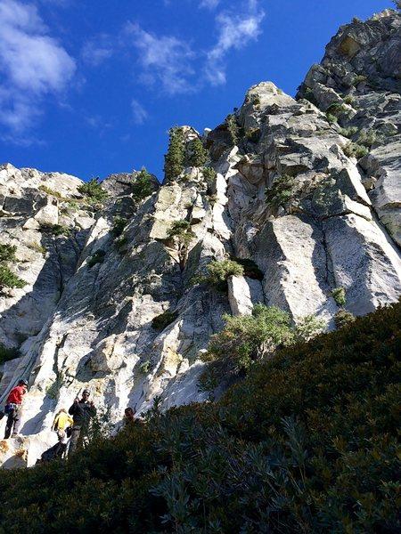 Rock Climbing Photo: Das Crew and the Medicine Man!!!