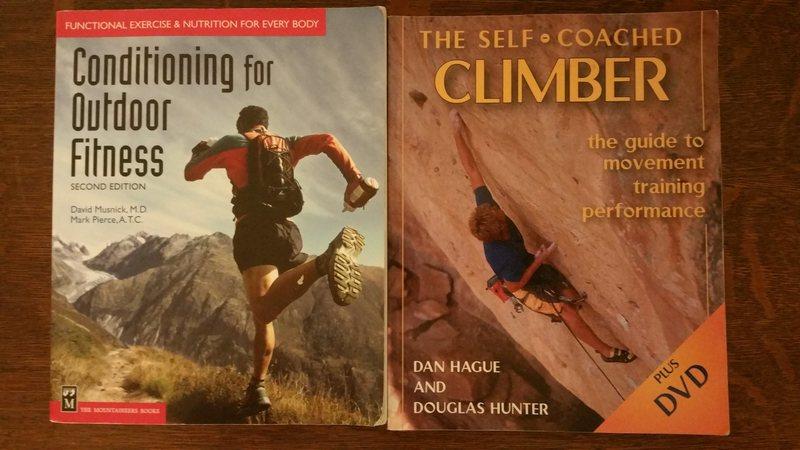 Rock Climbing Photo: Climbing & Fitness books
