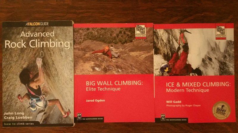 Climbing & Fitness books