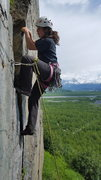 Rock Climbing Photo: So stoked to climb in the Yukon during the next tr...