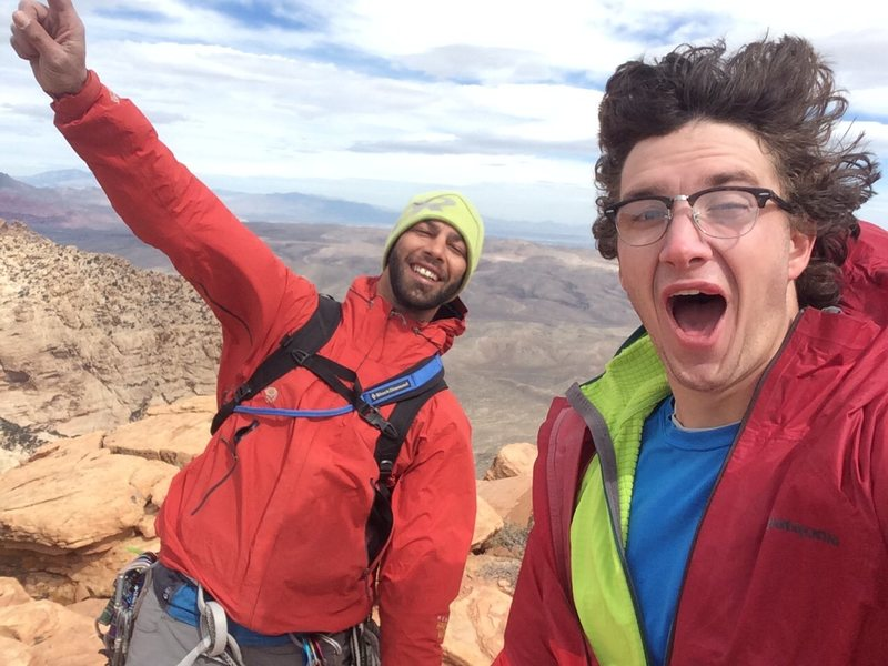 Jordan Cannon and The Windy Peak!!!