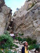 Rock Climbing Photo: Fitz, Harriso, Chris & The Altar Descent!!!