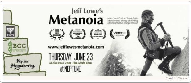 Jeff Lowe.