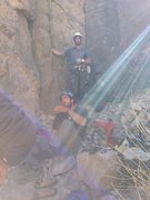 Rock Climbing Photo: The Brothers!!