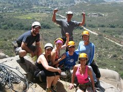 Rock Climbing Photo: Guides & Clients!!
