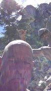 Rock Climbing Photo: Father Son Shenanigans!!!!