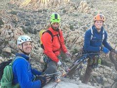 Rock Climbing Photo: Mario, Jeff & The Hemingway!!!