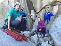 Rock Climbing Photo: Das Crew Again!!!