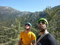 Rock Climbing Photo: Blake meets El Whampo!!
