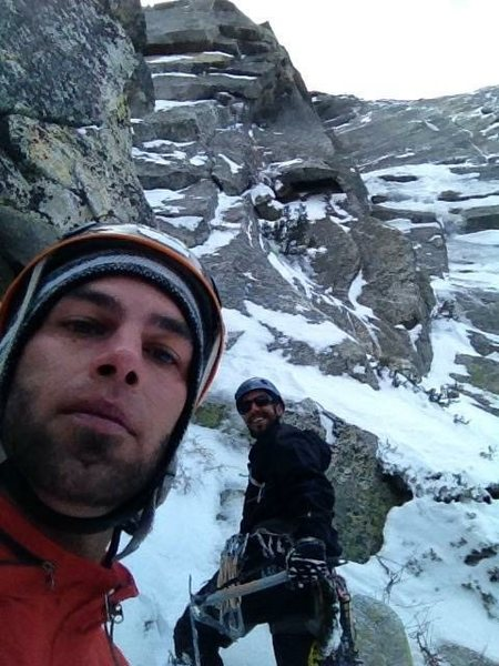 Rock Climbing Photo: The Brothers & El Whampo Ice!!