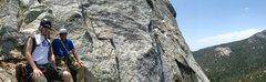 Rock Climbing Photo: Father & Son!!!