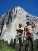Rock Climbing Photo: The Brothers & The Big Stone!!!!