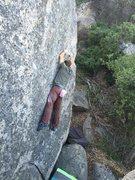 Rock Climbing Photo: Golden Rule