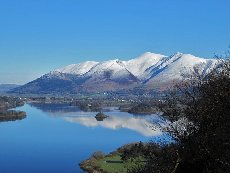 Skiddaw from Surprise View