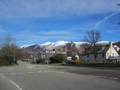 Rock Climbing Photo: Entering the town of Keswick from the Borrowdale V...