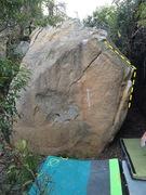 Rock Climbing Photo: Shortest Straw