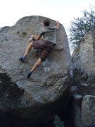 Rock Climbing Photo: King Nothing