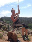 Rock Climbing Photo: So much Sun! Vedauwoo, Wyoming