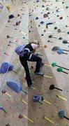 Rock Climbing Photo: RnJ Centennial; When you can't go far from wor...