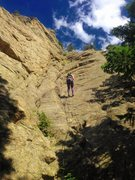 Boulder Canyon Trad