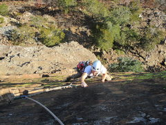 Rock Climbing Photo: Thunderbolt