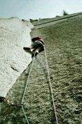 Rock Climbing Photo: Split Pillar, Squamish