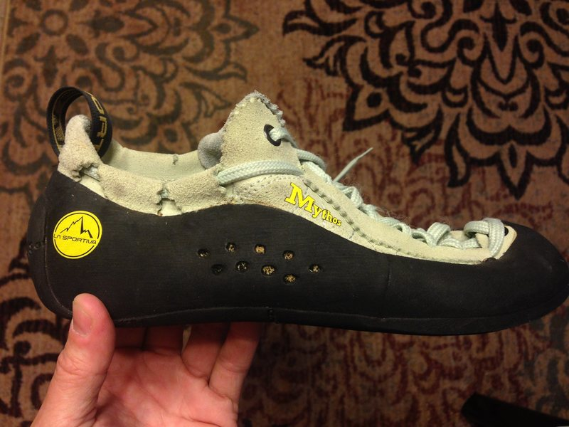 Rock Climbing Photo: FOR SALE: Mythos 37.5 $90 Boulder, CO