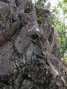Rock Climbing Photo: Sat Nam Beta.