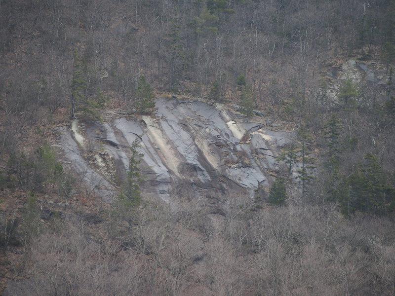 Rock Climbing Photo: Ethan's Slab