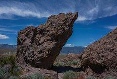 Rock Climbing Photo: Tsunami