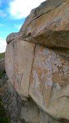 Rock Climbing Photo: possible line