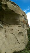 Rock Climbing Photo: Another possibility. the lower portions are very f...