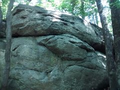 Rock Climbing Photo: Panola Boulder