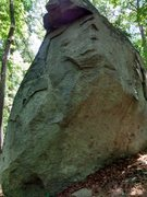 Rock Climbing Photo: Panola Boulders