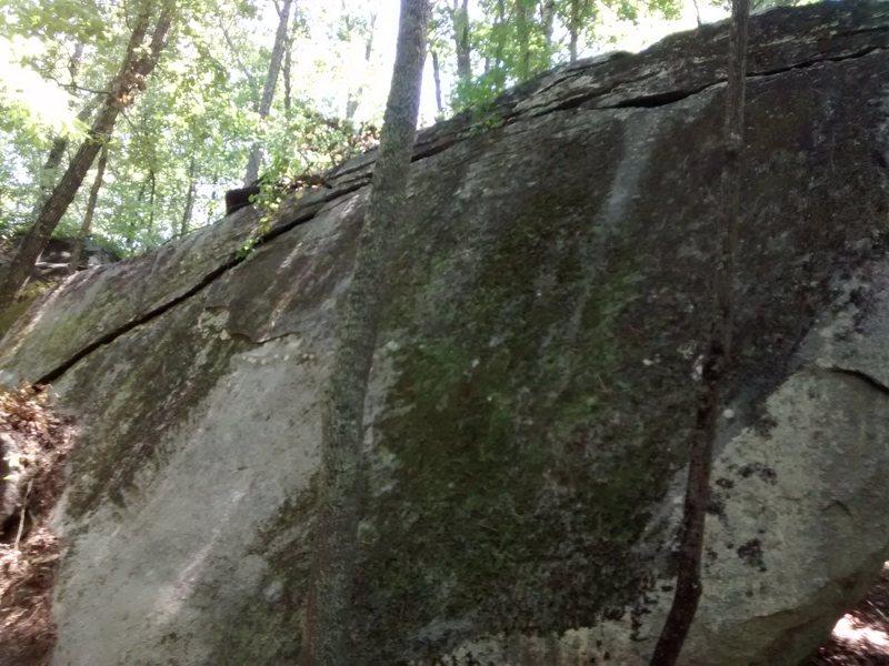 Panola Boulders