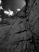 "Rock Climbing Photo: Topping out ""So! You think you know good Kung..."