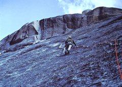 Rock Climbing Photo: Dike Route