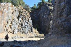 The Auburn Cliffs