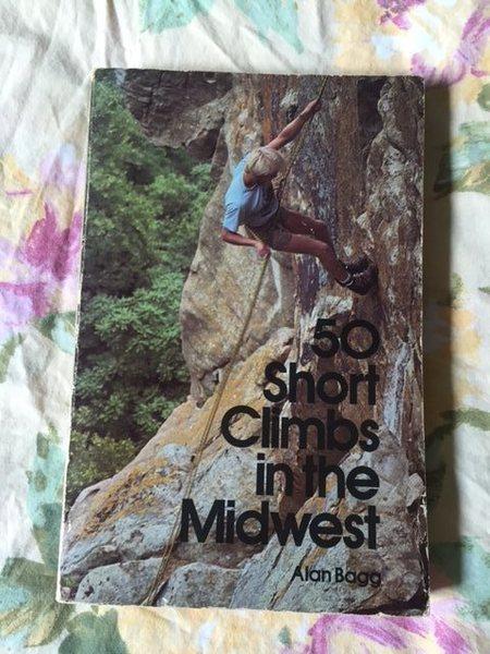 Rock Climbing Photo: Bagg-1978