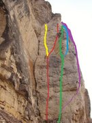 Rock Climbing Photo: For all of you who wish to be in the know.  Red to...