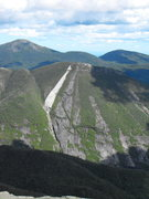 Rock Climbing Photo: Perspective .... Looking from the summit of Algonq...