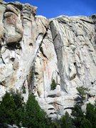 Rock Climbing Photo: Coyote Corner.