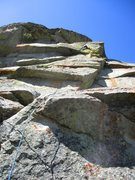 Rock Climbing Photo: Lost Pioneers to Green Crack makes an excellent li...